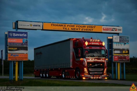 Volvo FH4 Death Race