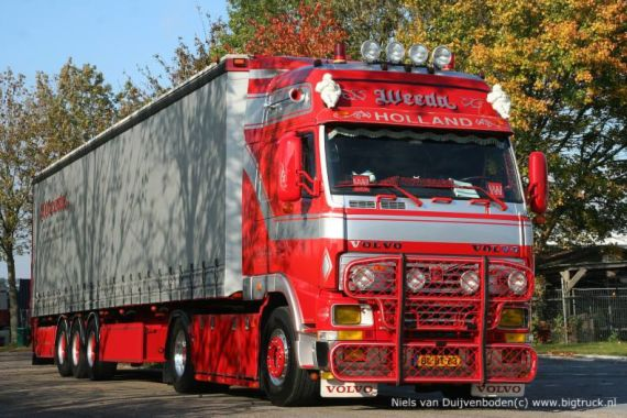 Volvo FH12 Old School